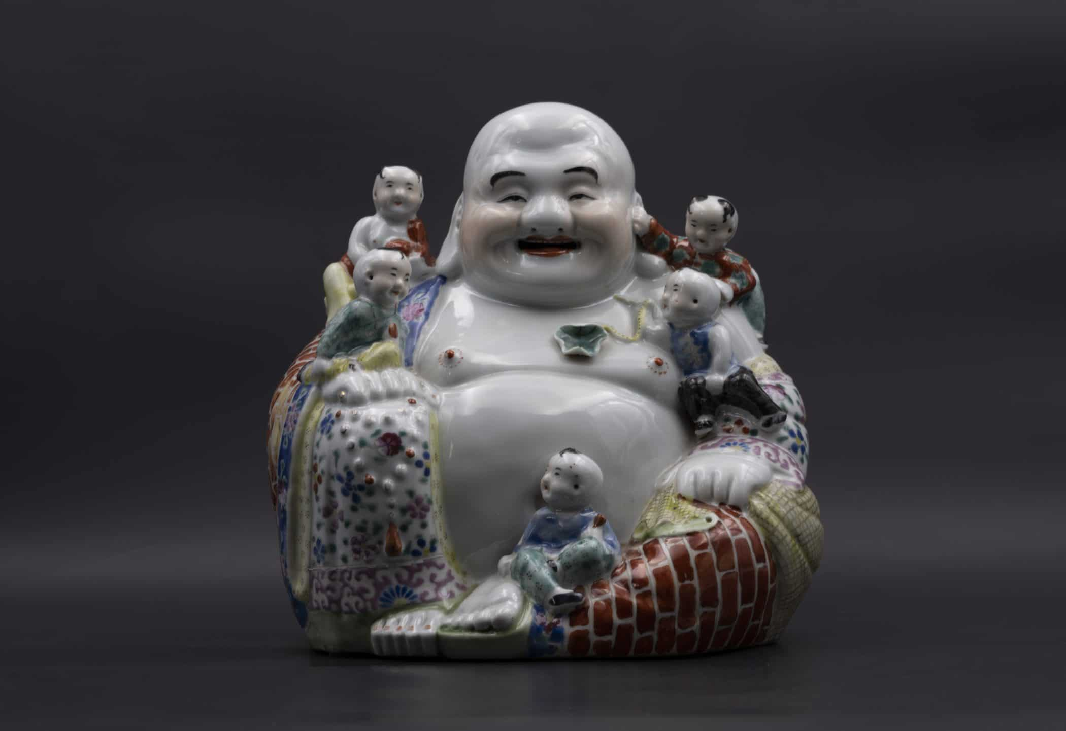Budai chinois, XXe siècle