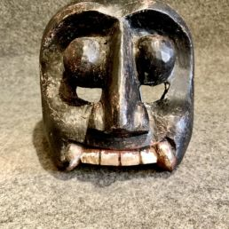 Masque indonésien, fin XIXe / début XXe siècle.