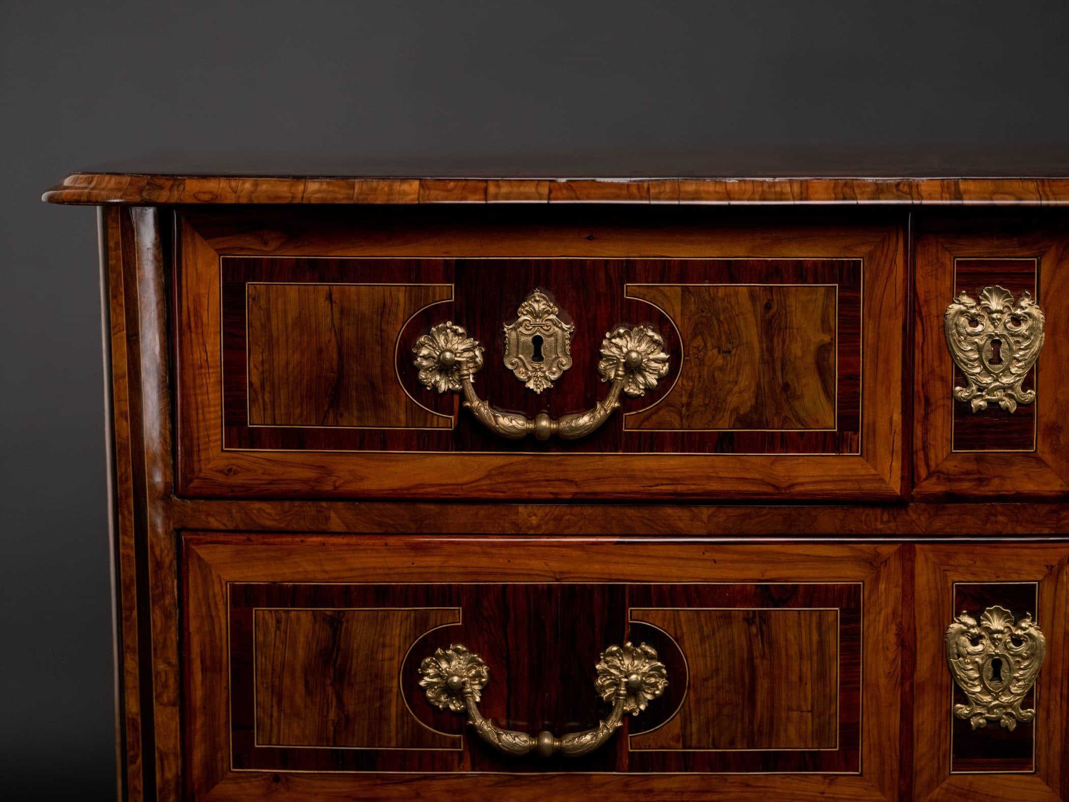 Commode attribuable à Thomas Hache, fin du XVIIe siècle